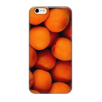 Чехол для iPhone 6/6s Персики