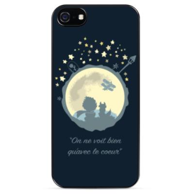 Чехол для iPhone Маленький принц и лис Экзюпери