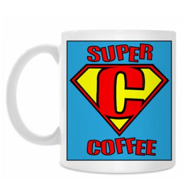 Кружка 'Super coffee'