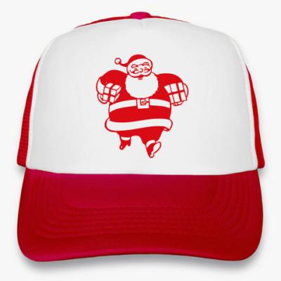 Кепка-тракер Санта Клаус