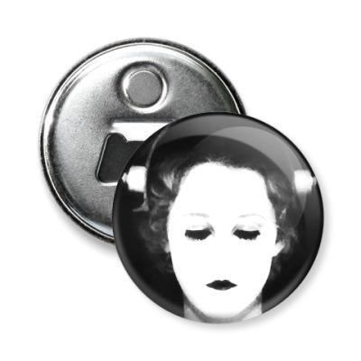 Магнит-открывашка Метрополис, 1926