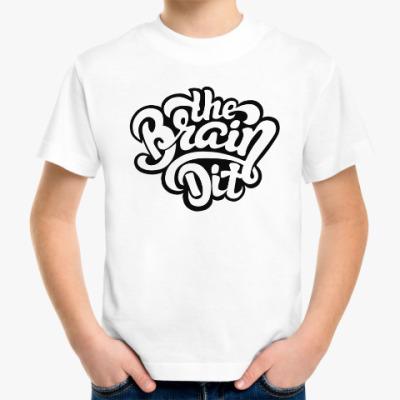 """Детская футболка Детская футболка """"TBD"""""""