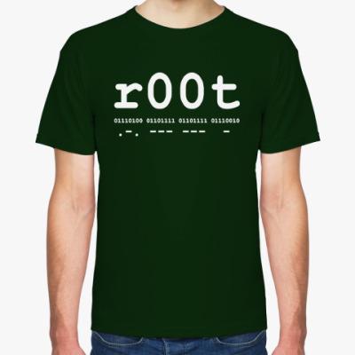 Футболка ROOT binary