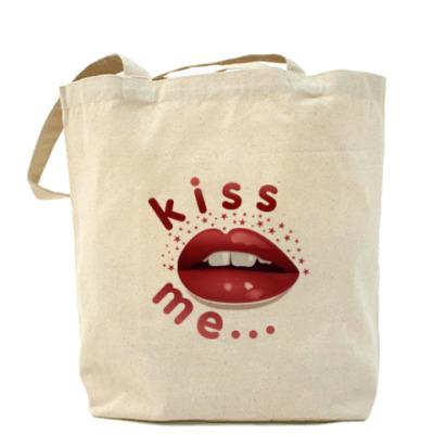 Сумка Kiss me...