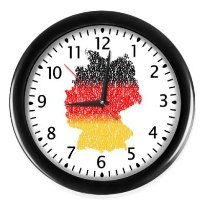 Настенные часы Германия