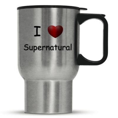 I Love Supernatural