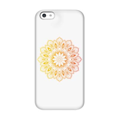 Чехол для iPhone 5c Узор, паттерн