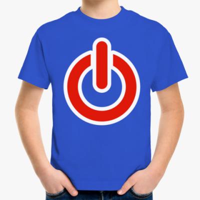 Детская футболка On