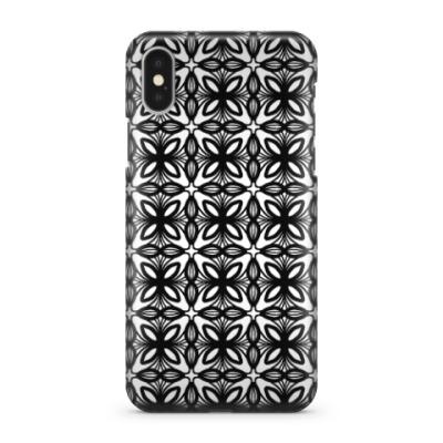 Чехол для iPhone X Ornamental pattern