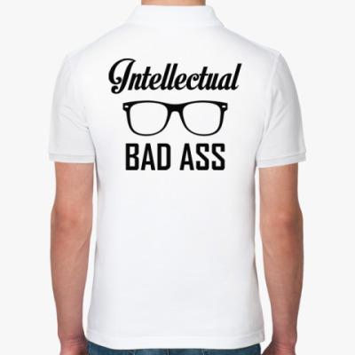 Рубашка поло Intellectual Badass