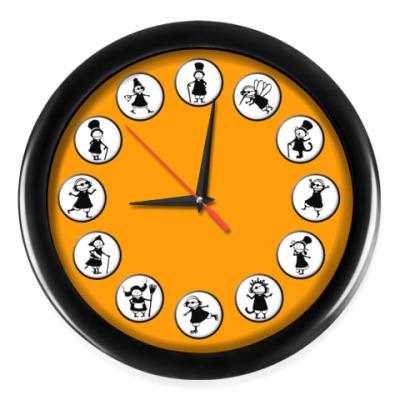 Настенные часы Питерское время