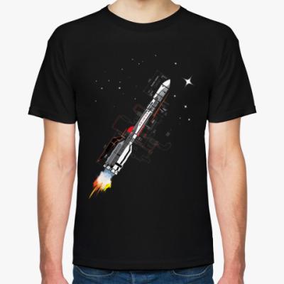 Футболка Ракета Протон