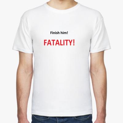 Футболка MK Fatality
