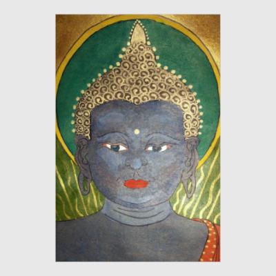Постер Будда Медицины