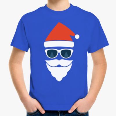 Детская футболка COOL SANTA