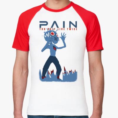 Футболка реглан PAIN - YOLT