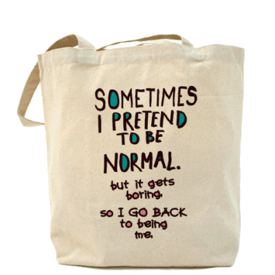 Сумка Normal girl