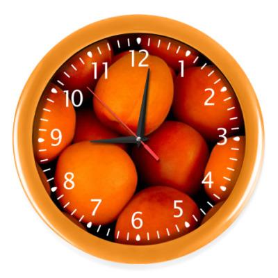 Настенные часы Персики