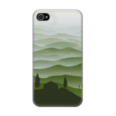 Чехол для iPhone 4/4s Италия (путешествия)