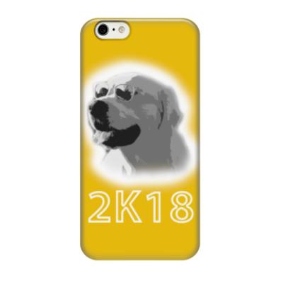 Чехол для iPhone 6/6s Год собаки
