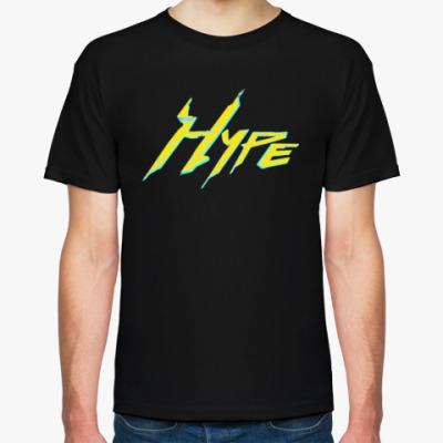Футболка HYPE - Cyberpunk 2077