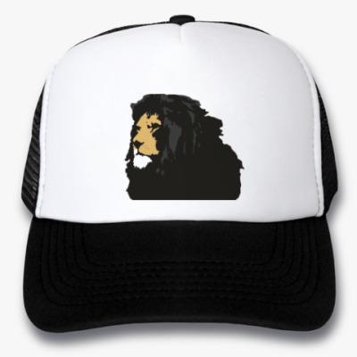 Кепка-тракер Грозный лев