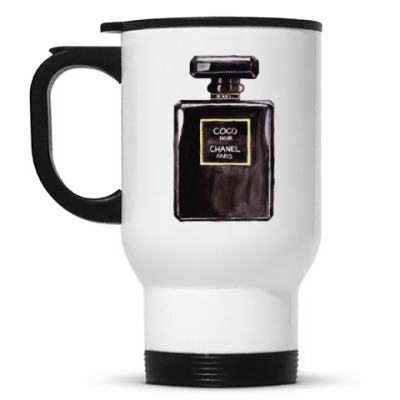 Кружка-термос Coco Noir Chanel Perfume