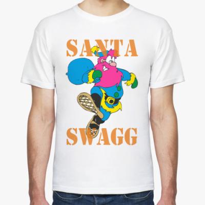 Футболка SANTA SWAGG