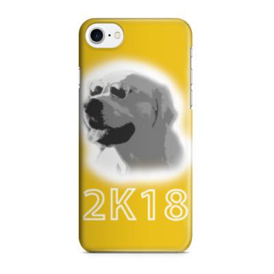 Чехол для iPhone 7/8 Год собаки