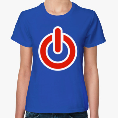 Женская футболка On