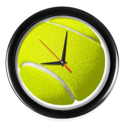 Настенные часы Теннисный мяч
