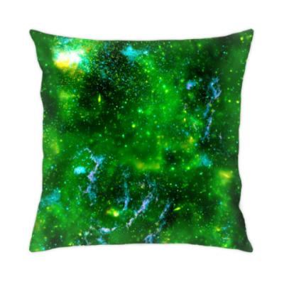 Подушка Кислотный космос