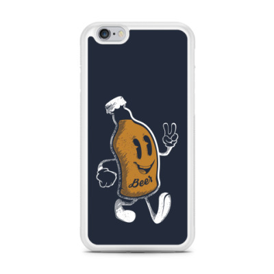 Чехол для iPhone Герой веселья (hero of fun)