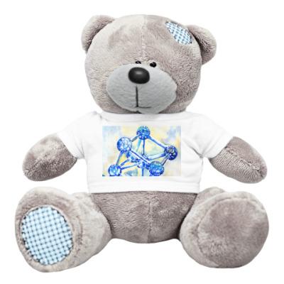 Плюшевый мишка Тедди Атомиум