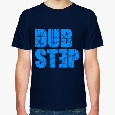 Футболка 'Dubstep art'