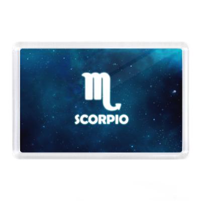 Магнит Знак зодиака. Скорпион