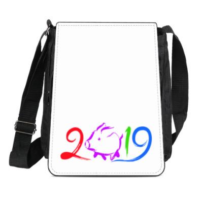 Сумка-планшет Символ нового года