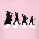 Властелин Колец - Abbey Road