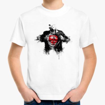 Детская футболка Supermen