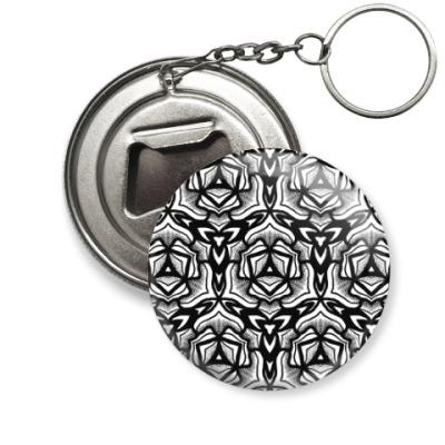 Брелок-открывашка Ornamental