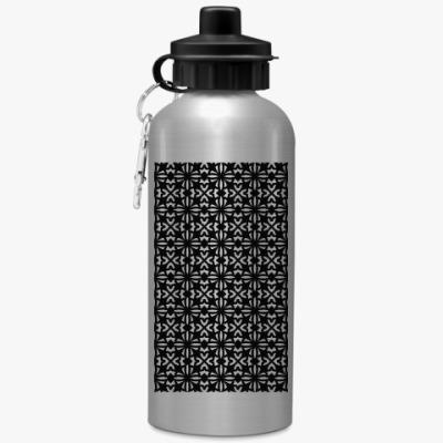 Спортивная бутылка/фляжка Square