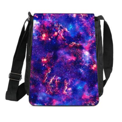 Сумка-планшет Вселенная