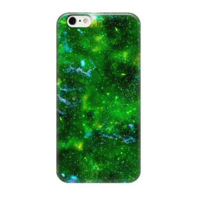 Чехол для iPhone 6/6s Кислотный космос