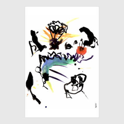 Постер Постер «ЦИРК»