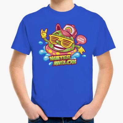 Детская футболка Кульный Арбуз