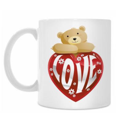 Кружка Bear Love
