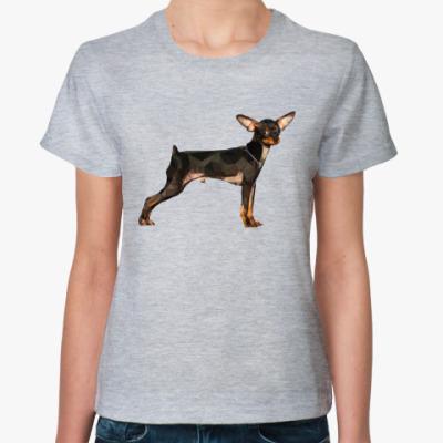 Женская футболка Той