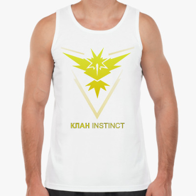 Майка Pokemon Team Клан INSTINCT