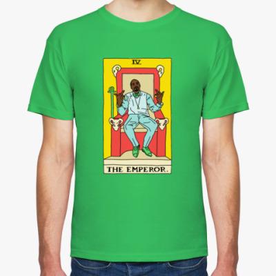 Футболка Hip-Hop Tarot Cards - Snoop Dogg IV
