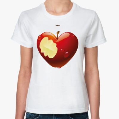 Классическая футболка  TrueLove